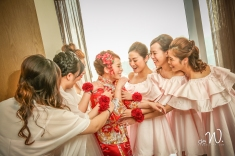 hong kong wedding day婚禮 香港 photo by wade w