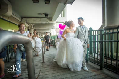 香格里拉 hong kong wedding day婚禮 香港 photo by wade w