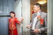 香格里拉 hong kong wedding day婚禮 香港 photo by wade w