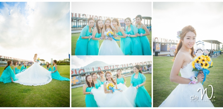 Hong Kong Wedding Day Photo by wade w de we gallery big day 婚禮攝影
