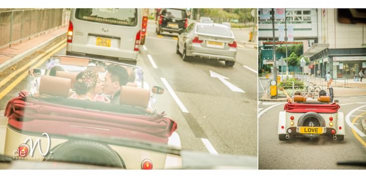 Hong Kong Wedding Day Photo by wade w de we gallery big day 婚禮攝影