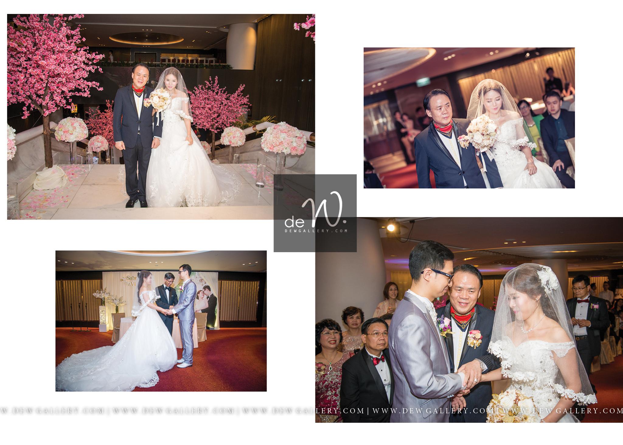 Sabrina & Vincent Wedding Day Album25