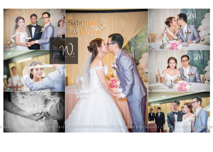 Sabrina & Vincent Wedding Day Album27