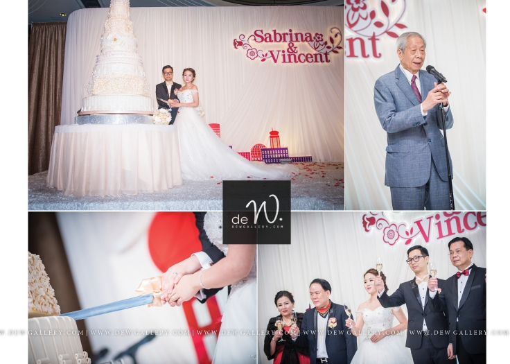 Sabrina & Vincent Wedding Day Album33