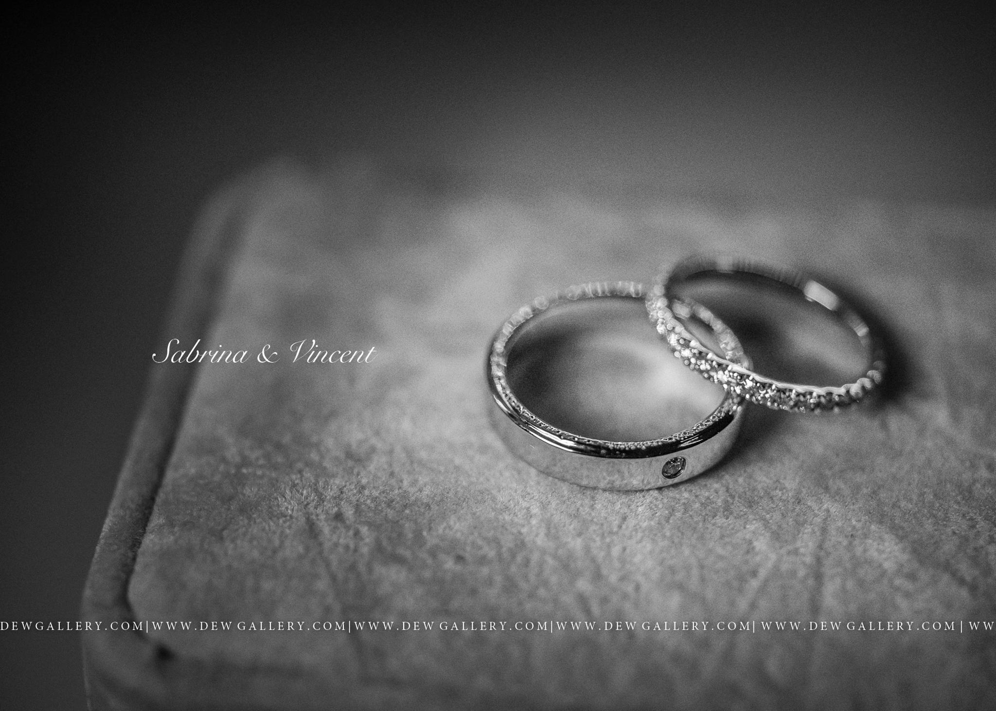 Sabrina & Vincent Wedding Day Album36