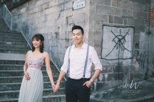 de W Gallery 寫實 唯美 自然 婚紗 情侶相 film  底片 菲林 big day pre-wedding-01 copy