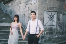 de W Gallery 寫實 唯美 自然 婚紗 情侶相 film 底片 菲林 big day pre-wedding-01 copy