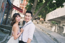 de W Gallery 寫實 唯美 自然 婚紗 情侶相 film  底片 菲林 big day pre-wedding-05 copy