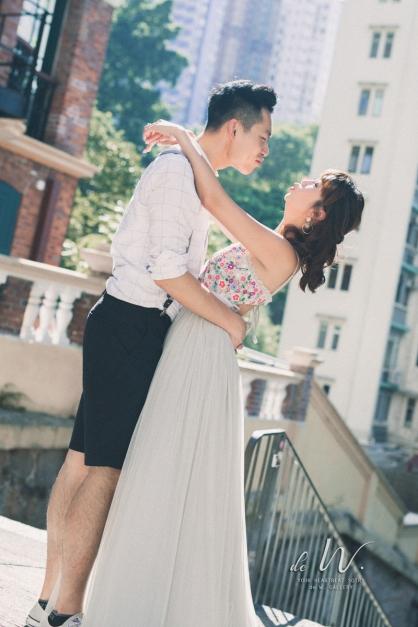 de W Gallery 寫實 唯美 自然 婚紗 情侶相 film 底片 菲林 big day pre-wedding-11 copy