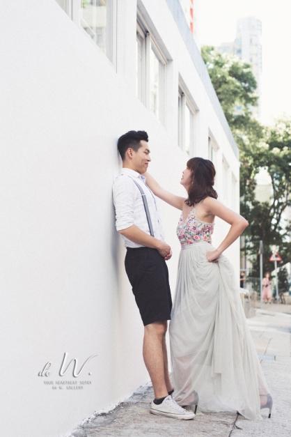 de W Gallery 寫實 唯美 自然 婚紗 情侶相 film 底片 菲林 big day pre-wedding-27 copy