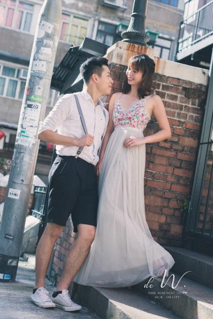 de W Gallery 寫實 唯美 自然 婚紗 情侶相 film 底片 菲林 big day pre-wedding-29 copy