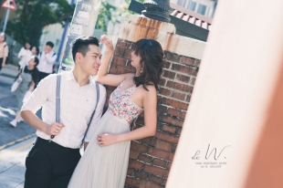 de W Gallery 寫實 唯美 自然 婚紗 情侶相 film  底片 菲林 big day pre-wedding-30 copy