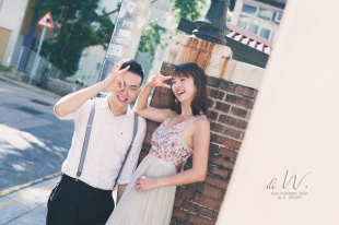 de W Gallery 寫實 唯美 自然 婚紗 情侶相 film  底片 菲林 big day pre-wedding-31 copy
