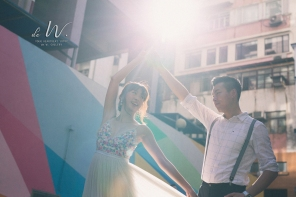 de W Gallery 寫實 唯美 自然 婚紗 情侶相 film  底片 菲林 big day pre-wedding-36 copy