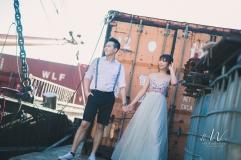 de W Gallery 寫實 唯美 自然 婚紗 情侶相 film 底片 菲林 big day pre-wedding-50 copy