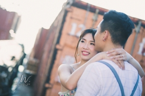 de W Gallery 寫實 唯美 自然 婚紗 情侶相 film  底片 菲林 big day pre-wedding-52 copy