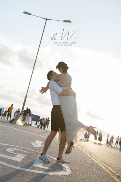 de W Gallery 寫實 唯美 自然 婚紗 情侶相 film 底片 菲林 big day pre-wedding-71 copy