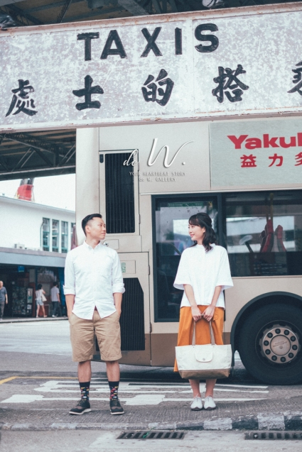 pre-wedding Hong Kong Photo by wade w photography de w gallery 唯美 寫實 香港 天星碼頭 尖沙咀 中環 Film-022 copy