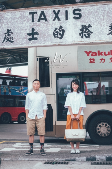 pre-wedding Hong Kong Photo by wade w photography de w gallery 唯美 寫實 香港 天星碼頭 尖沙咀 中環 Film-023 copy