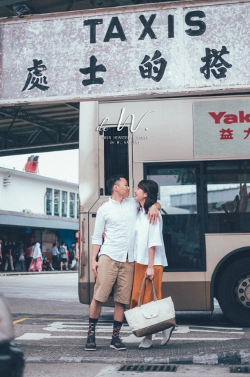 pre-wedding Hong Kong Photo by wade w photography de w gallery 唯美 寫實 香港 天星碼頭 尖沙咀 中環 Film-024 copy