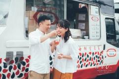 pre-wedding Hong Kong Photo by wade w photography de w gallery 唯美 寫實 香港 天星碼頭 尖沙咀 中環 Film-035 copy