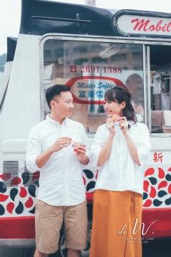 pre-wedding Hong Kong Photo by wade w photography de w gallery 唯美 寫實 香港 天星碼頭 尖沙咀 中環 Film-037 copy