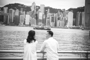 pre-wedding Hong Kong Photo by wade w photography de w gallery 唯美 寫實 香港 天星碼頭 尖沙咀 中環 Film-051 copy