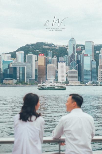 pre-wedding Hong Kong Photo by wade w photography de w gallery 唯美 寫實 香港 天星碼頭 尖沙咀 中環 Film-052 copy