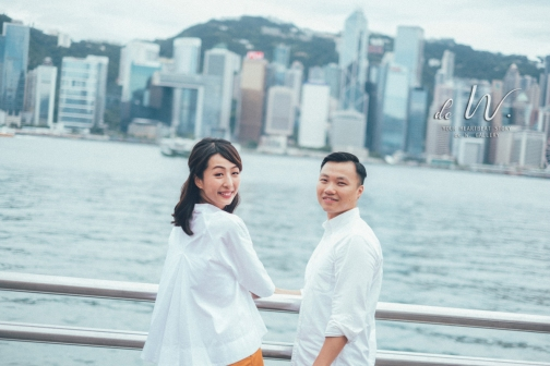 pre-wedding Hong Kong Photo by wade w photography de w gallery 唯美 寫實 香港 天星碼頭 尖沙咀 中環 Film-053 copy