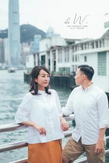 pre-wedding Hong Kong Photo by wade w photography de w gallery 唯美 寫實 香港 天星碼頭 尖沙咀 中環 Film-054 copy