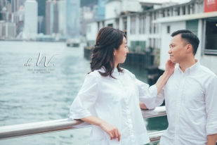 pre-wedding Hong Kong Photo by wade w photography de w gallery 唯美 寫實 香港 天星碼頭 尖沙咀 中環 Film-055 copy