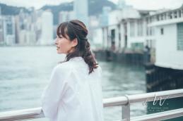 pre-wedding Hong Kong Photo by wade w photography de w gallery 唯美 寫實 香港 天星碼頭 尖沙咀 中環 Film-060 copy