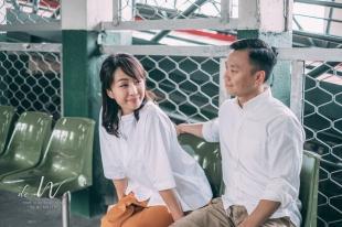pre-wedding Hong Kong Photo by wade w photography de w gallery 唯美 寫實 香港 天星碼頭 尖沙咀 中環 Film-065 copy
