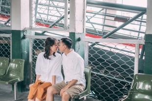 pre-wedding Hong Kong Photo by wade w photography de w gallery 唯美 寫實 香港 天星碼頭 尖沙咀 中環 Film-067 copy