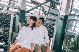 pre-wedding Hong Kong Photo by wade w photography de w gallery 唯美 寫實 香港 天星碼頭 尖沙咀 中環 Film-068 copy