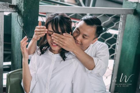 pre-wedding Hong Kong Photo by wade w photography de w gallery 唯美 寫實 香港 天星碼頭 尖沙咀 中環 Film-069 copy
