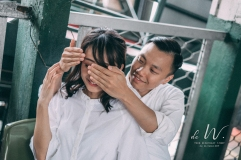 pre-wedding Hong Kong Photo by wade w photography de w gallery 唯美 寫實 香港 天星碼頭 尖沙咀 中環 Film-070 copy