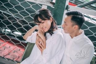 pre-wedding Hong Kong Photo by wade w photography de w gallery 唯美 寫實 香港 天星碼頭 尖沙咀 中環 Film-076 copy