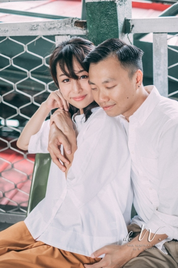 pre-wedding Hong Kong Photo by wade w photography de w gallery 唯美 寫實 香港 天星碼頭 尖沙咀 中環 Film-079 copy