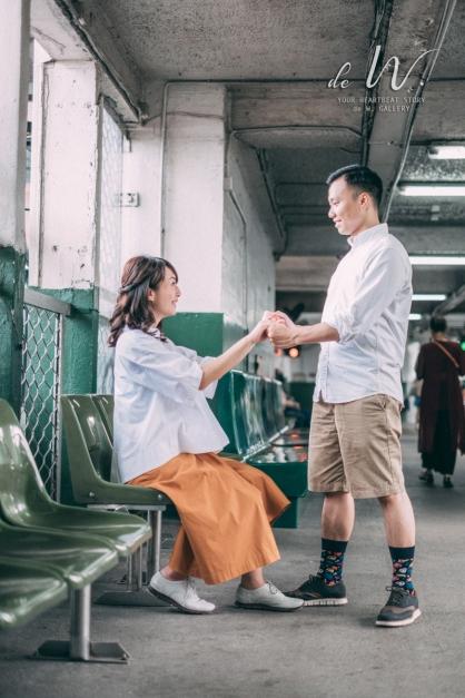 pre-wedding Hong Kong Photo by wade w photography de w gallery 唯美 寫實 香港 天星碼頭 尖沙咀 中環 Film-081 copy