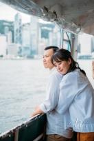 pre-wedding Hong Kong Photo by wade w photography de w gallery 唯美 寫實 香港 天星碼頭 尖沙咀 中環 Film-103 copy