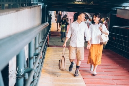 pre-wedding Hong Kong Photo by wade w photography de w gallery 唯美 寫實 香港 天星碼頭 尖沙咀 中環 Film-111 copy