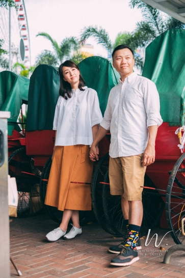pre-wedding Hong Kong Photo by wade w photography de w gallery 唯美 寫實 香港 天星碼頭 尖沙咀 中環 Film-114 copy