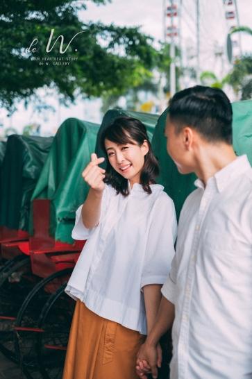 pre-wedding Hong Kong Photo by wade w photography de w gallery 唯美 寫實 香港 天星碼頭 尖沙咀 中環 Film-115 copy
