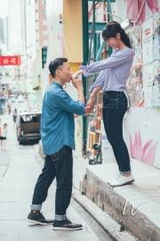 pre-wedding Hong Kong Photo by wade w photography de w gallery 唯美 寫實 香港 天星碼頭 尖沙咀 中環 Film-124 copy