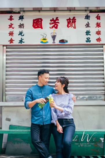 pre-wedding Hong Kong Photo by wade w photography de w gallery 唯美 寫實 香港 天星碼頭 尖沙咀 中環 Film-128 copy
