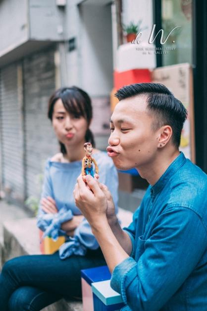 pre-wedding Hong Kong Photo by wade w photography de w gallery 唯美 寫實 香港 天星碼頭 尖沙咀 中環 Film-145 copy
