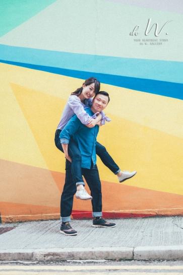 pre-wedding Hong Kong Photo by wade w photography de w gallery 唯美 寫實 香港 天星碼頭 尖沙咀 中環 Film-156 copy