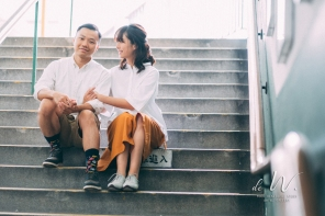 pre-wedding Hong Kong Photo by wade w photography de w gallery 唯美 寫實 香港 天星碼頭 尖沙咀 中環 Film-001 copy