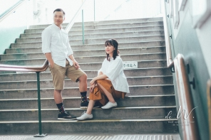 pre-wedding Hong Kong Photo by wade w photography de w gallery 唯美 寫實 香港 天星碼頭 尖沙咀 中環 Film-003 copy